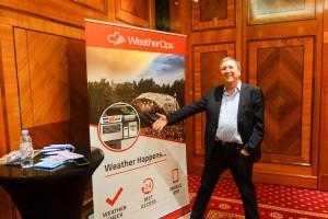 Heinrich Hess during IPM Meeting in London 2016