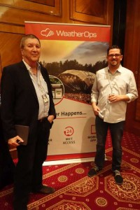 Heinrich Hess & Dax Cochoran during IPM in London